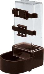 Opinie o Ferplast Karmnik automatyczny dla ptaków - zewnętrzny kolor: brązowy
