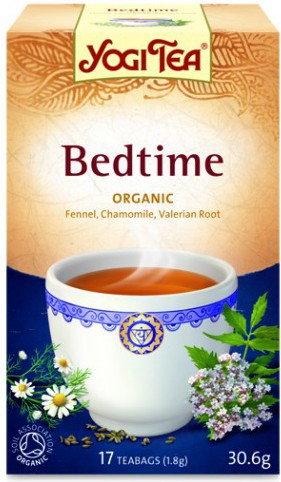 Yogi Tea HERBATKA NA SEN BIO (17 x 1,8 g)