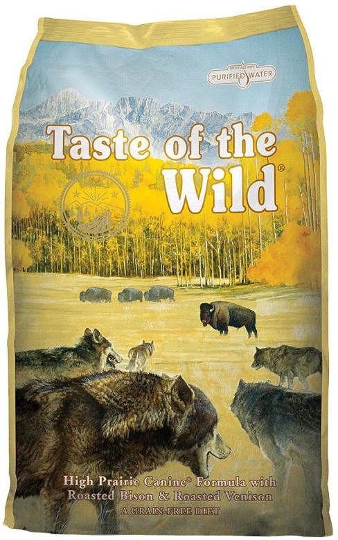 Taste of the Wild High Prairie Canine 13 kg