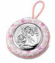Valenti & Co Medalion z Aniołem Stróżem -(B#552_548)