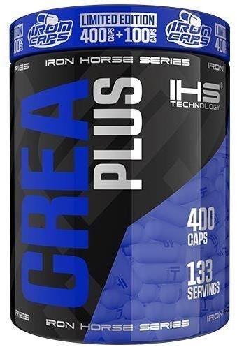 Iron Horse Crea Plus IronCaps 400caps+100caps