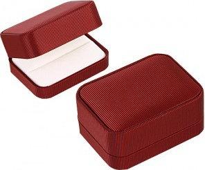 firma JK Box Satynowe pudełeczko na obrączki OP22