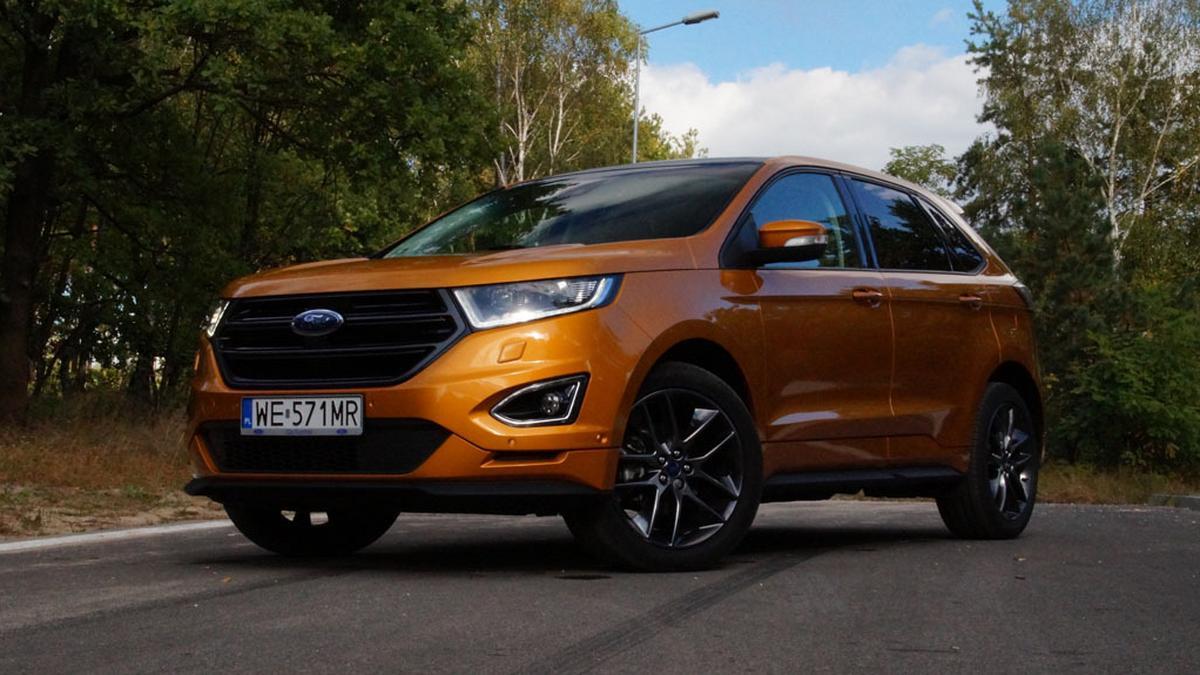 Nowy Ford Edge – CENNIK