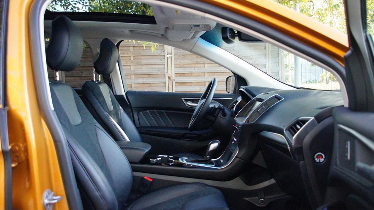 Nowy Ford Edge – z plusem za wielkość kabiny