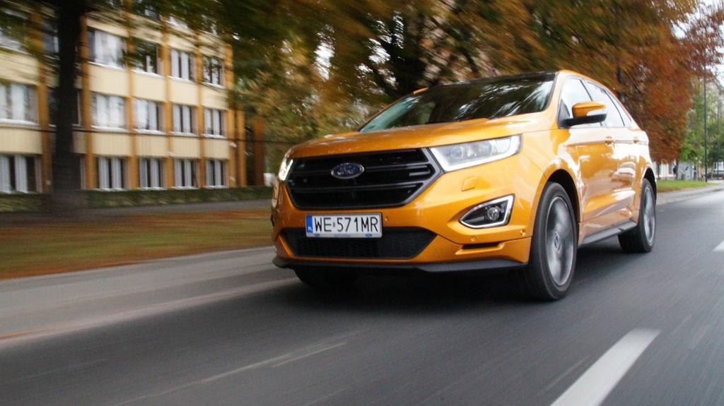 Nowy Ford Edge Sport
