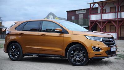Ford Edge – amerykański sen się spełnił