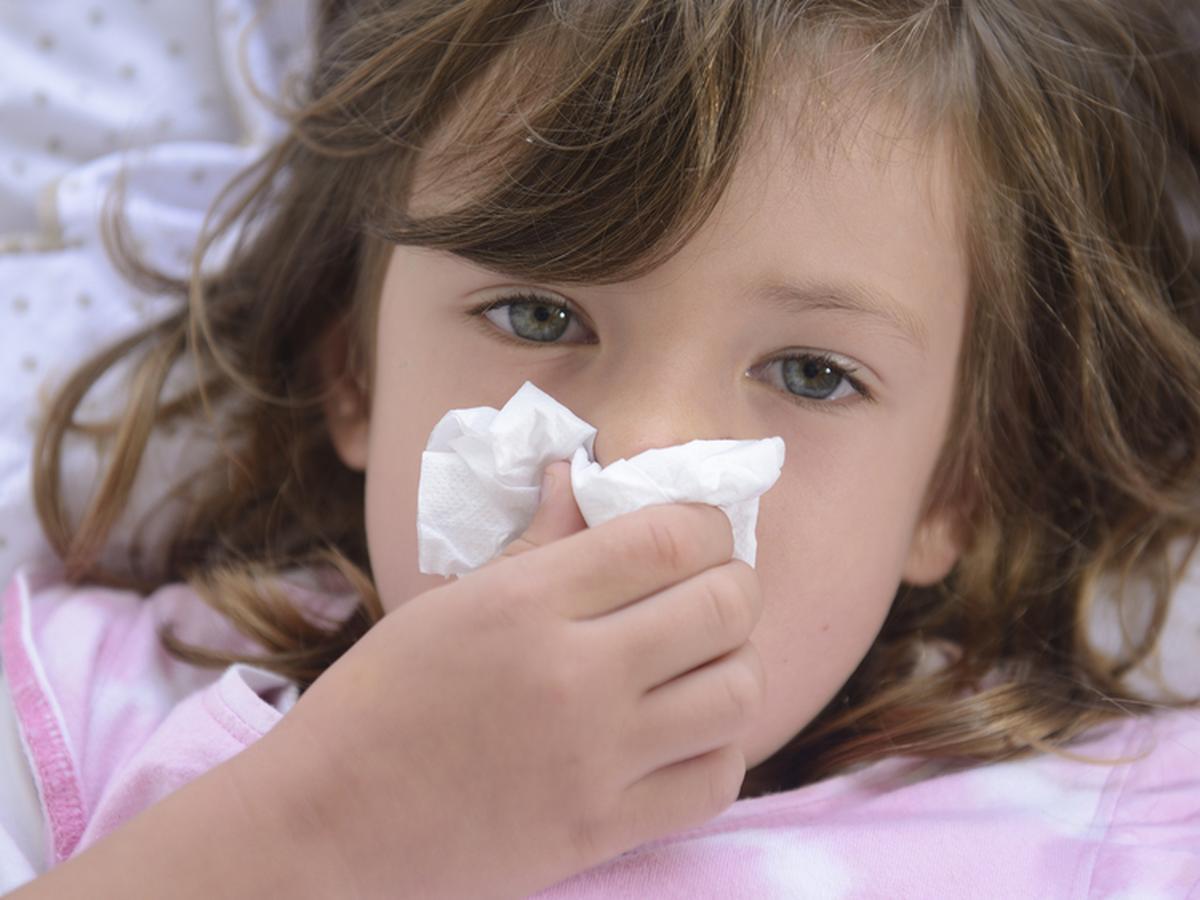 Najczęstsze przyczyny alergii u dzieci