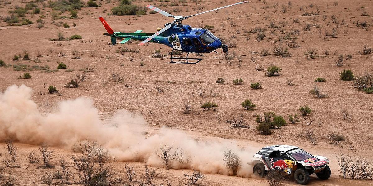 Dakar: Peugeot zdominował rywalizację