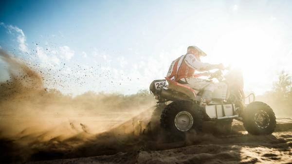 Mocny finisz, Rafał Sonik wraca do czołówki Rajdu Dakar