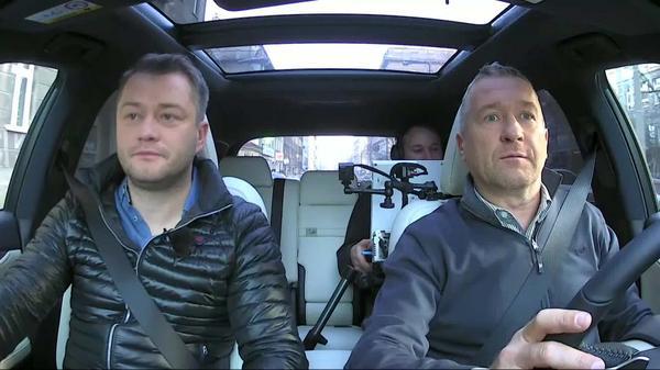 Rafał Sonik: zabrakło pół metra