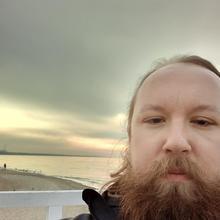 HaraldSvarte mężczyzna Pruszcz Gdański -  Bez zuchwałości, ale i bez strachu.