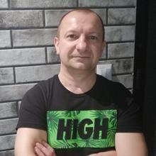Sympatyczny45 mężczyzna Ostrów Wielkopolski -  Jestem miły,sympatyczny,dusza towarzystw