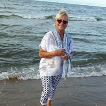 Wicki62 kobieta Międzyzdroje -  Dzień  bez uśmiechu jest dniem straconym