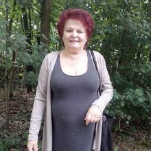 barbara1952b kobieta Bielawa -  dzien bez usmiechu jest dniem straconym