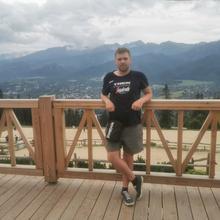 Jahu1992 mężczyzna Gniew -  Lubię sport i aktywny tryb życia