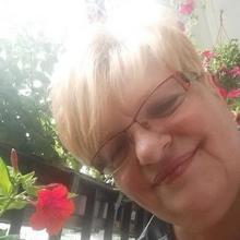 60V15 kobieta Nidzica -  Trzeba cieszyć się każdym dniem