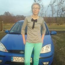 natalia87 kobieta Ostrów Wielkopolski -