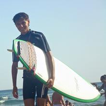 Zimnysurfer mężczyzna Sucha Beskidzka -  Praca, surfing, kajak, spokój