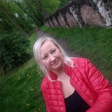 1984gg kobieta Aleksandrów Łódzki -  Kochać być kochaną
