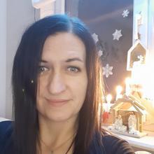 Kamliaczarnulka kobieta Środa Śląska -  Być szczęśliwa