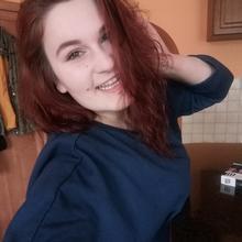weroonka kobieta Wrocław -  'ona ma tatuaże, kolczyki'