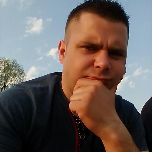 Grzegorz1983m Mężczyzna Gorzyce -
