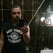 BlackSuperman mężczyzna Warszawa -  Power Over Will Me!