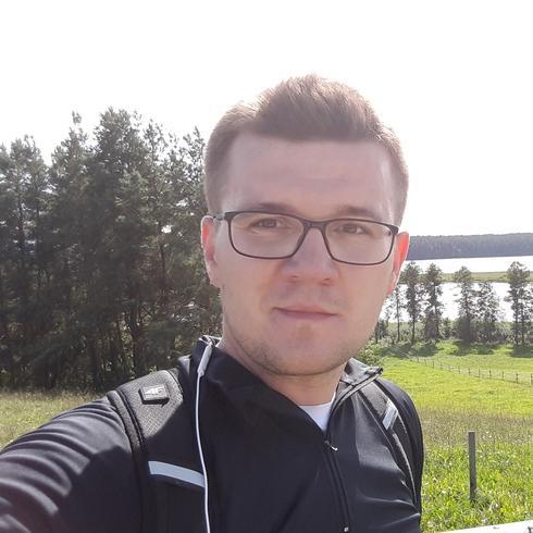 kamil23s Mężczyzna Augustów - Keep Calm and Carry On