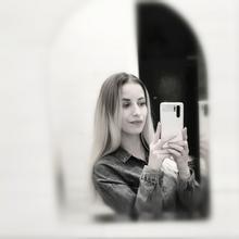 dominika1290 kobieta Dęblin -  Instagram : dominika210592