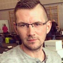 MatMat86 mężczyzna Olesno -