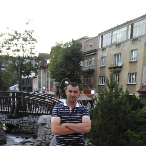 karoluch Mężczyzna Kamień Pomorski -