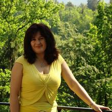 Cziczina kobieta Szklarska Poręba -