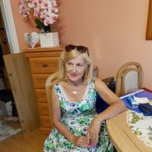Ania1956 kobieta Toruń -  Zawsze jestem soba