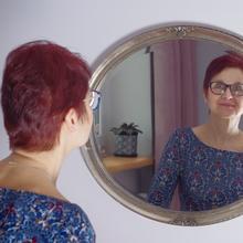 angracz kobieta Kowary -  Uśmiecham się do życia
