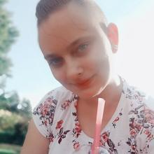 Aleksandra3011 kobieta Pasłęk -  Uśmiech to pół pocałunku.