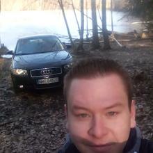 Grzybu89 mężczyzna Mikołajki -