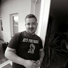 djjaroo mężczyzna Starogard Gdański -  przejść życie z uśmiechem na twarzy