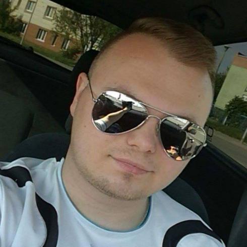 """Matti94 Mężczyzna Opoczno - """"Miej serce i patrz sercem"""""""