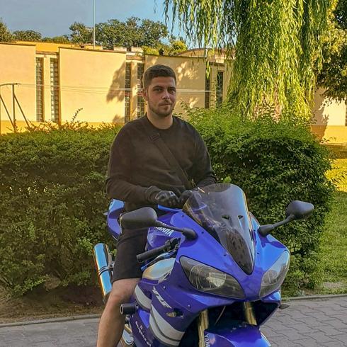 Fabio1503 Mężczyzna Rawicz -