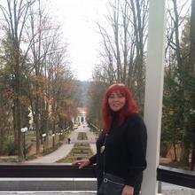 Stefania kobieta Aleksandrów Łódzki -  Żyć tak aby dać szczęście......Kochać i