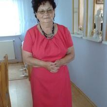 Halinkam1949 kobieta Kębłowo -  święty spokój nie ma ceny