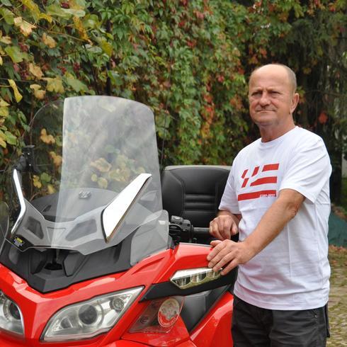zdjęcie marianmotocyklista, Koźmin Wielkopolski, wielkopolskie