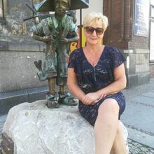 Aldi19 kobieta Strzegom -