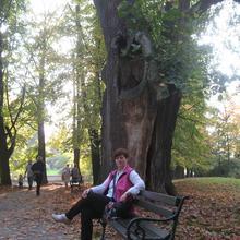 Basiarr kobieta Drzewica -  kochać i być kochaną