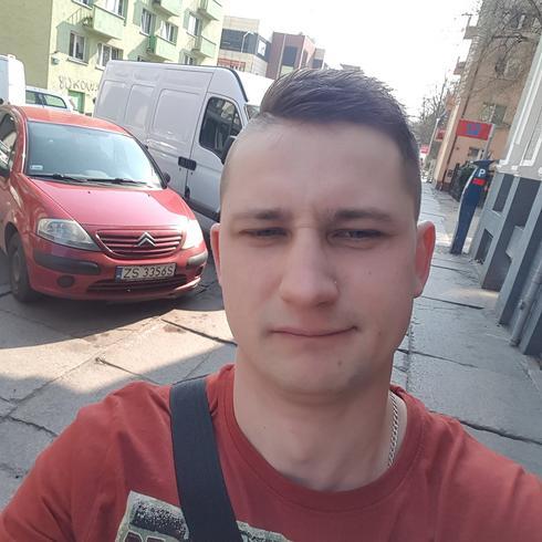 lukaszstaszkow Mężczyzna Pyrzyce -