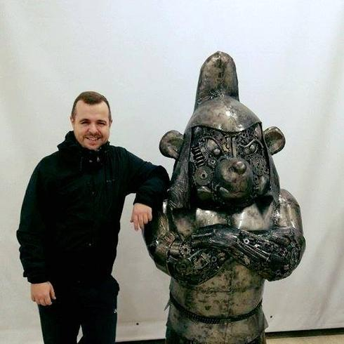 brunetwpr mężczyzna Pruszków -