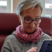 Goska58 kobieta Krotoszyn -  wiek nie chroni przed miłością