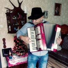 markhercog mężczyzna Warka -  Organista