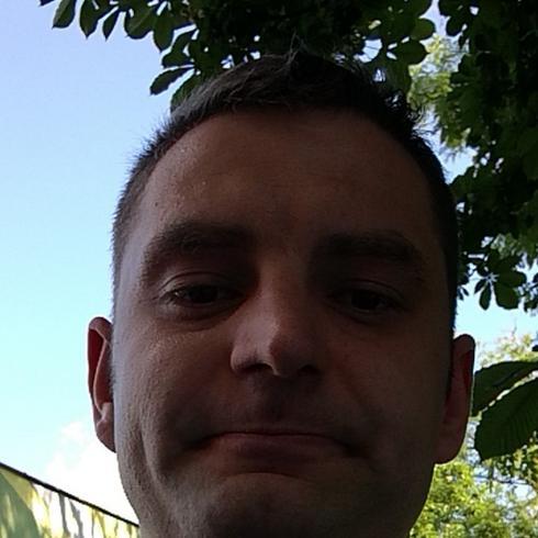 kolba Mężczyzna Sierpc - z usmiechem przez życie