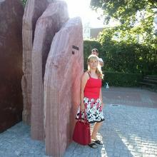 Danuta68 kobieta Łódź -  Cały czas do przodu:))